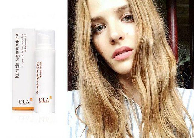 Polskie kosmetyki w Vogue. Polskie modelki promują rodzime marki