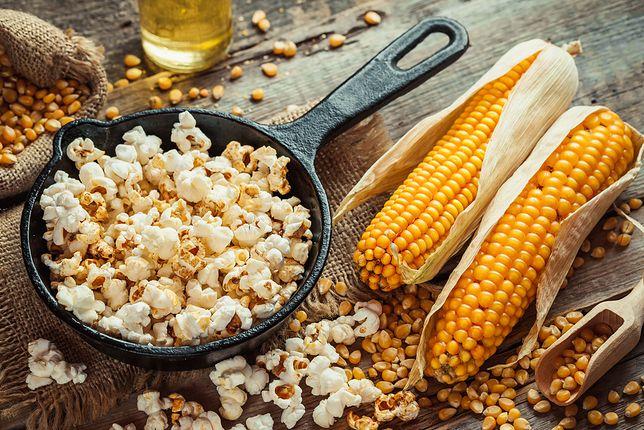 Co siedzi w popcornie?
