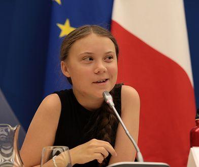 Greta Thunberg – szwedzka aktywistka klimatyczna