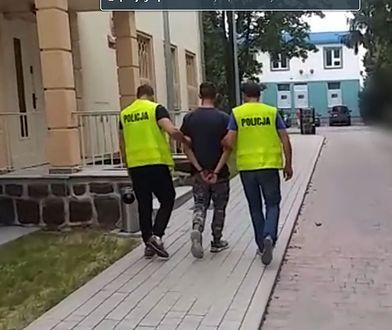 Nastolatek został zatrzymany