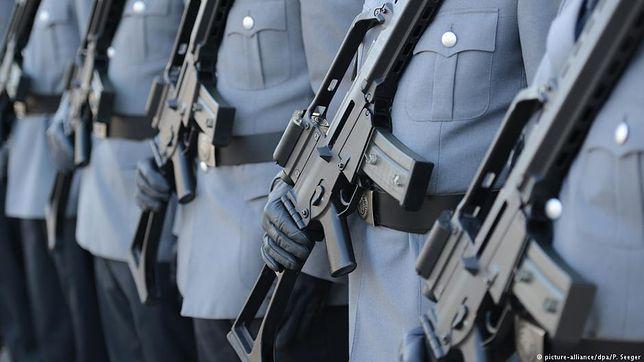 Niemcy. Polacy nie chcą służyć w Bundeswehrze