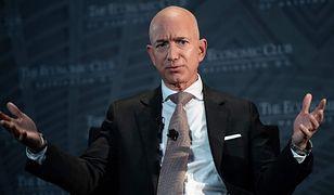 Ile Jeff Bezos zarabia w ciągu minuty? Kwota nie mieści się w głowie