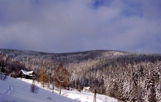 Szczyrk - zimowa stolica u stóp Skrzycznego