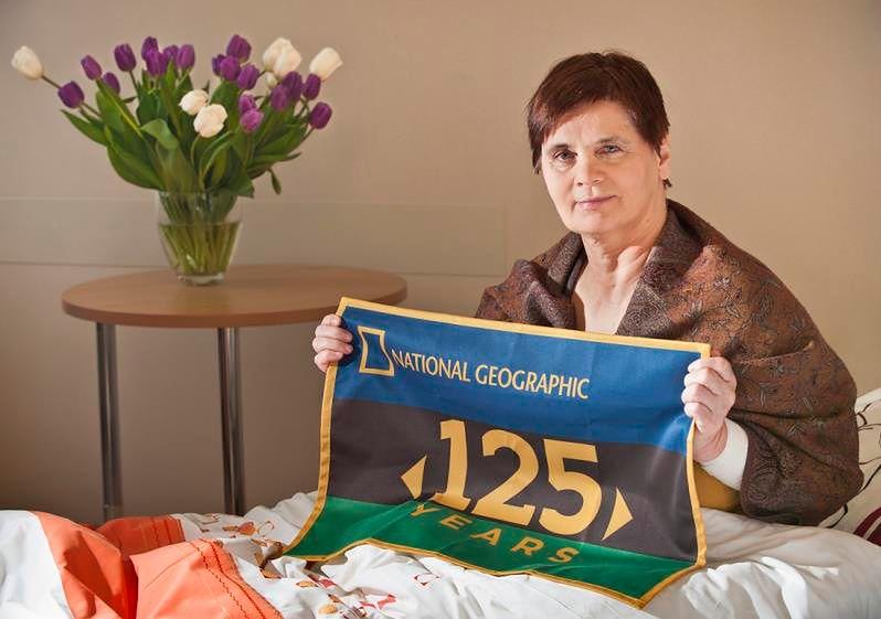 Janina Ochojska o pomocy