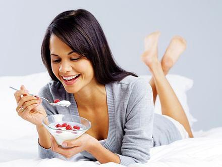 Miłośnicy jogurtów mają lepiej zbilansowaną dietę