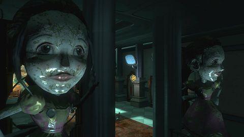 Pierwsze 5 minut z BioShock 2