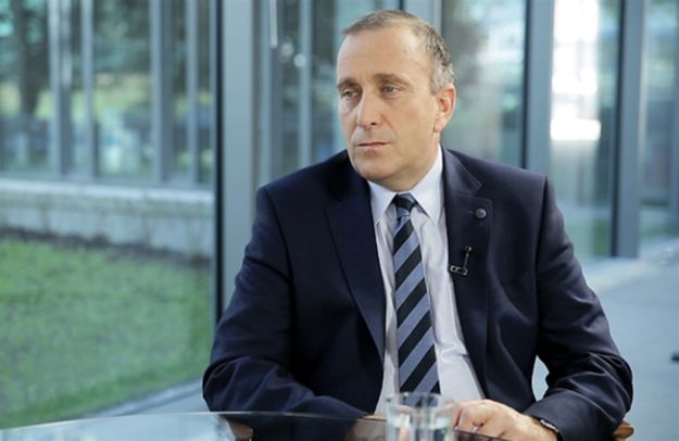 Grzegorz Schetyna: nadzieja w prezydencie, albo za granicą