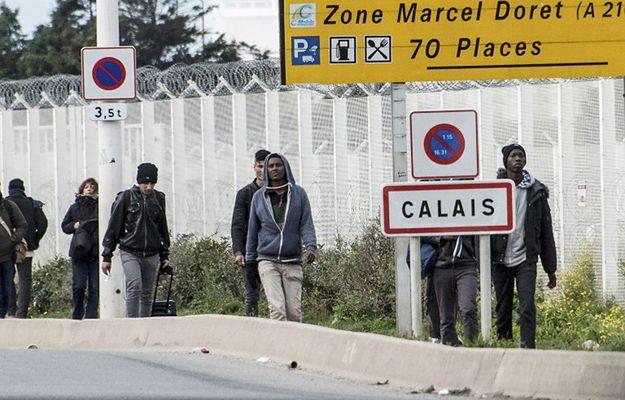 """""""Dżungla"""" w Calais zlikwidowana. Rozrasta się nowe obozowisko"""