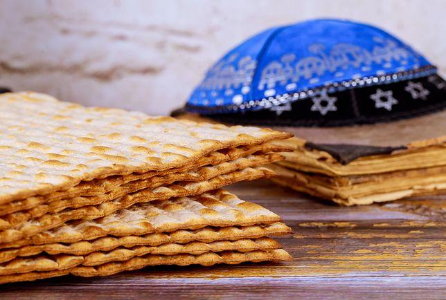 Maca to jeden z symboli żydowskiego święta Pesach