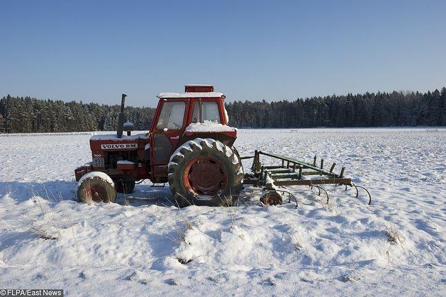 Wśród złodziei u naszych zachodnich sąsiadów przybywa amatorów sprzętu rolniczego.