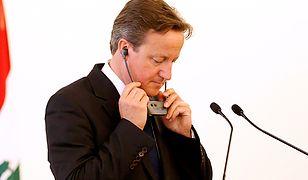 Skandal w Wielkiej Brytanii. Wyuzdane imprezy Davida Camerona w nieautoryzowanej biografii