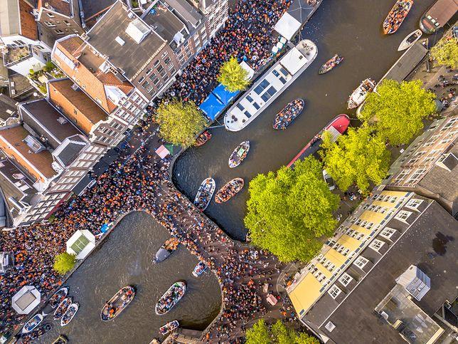 Amsterdam (zdjęcie ilustracyjne)