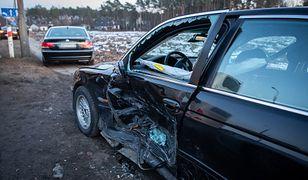 W 2018 roku kierowcy SOP spowodowali dwa razy więcej wypadków niż rok wcześniej kierowcy BOR
