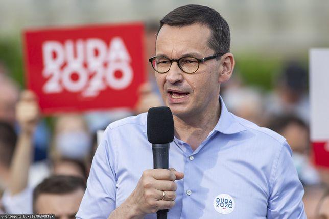 Mateusz Morawiecki ma blisko 5 mln zł oszczędności