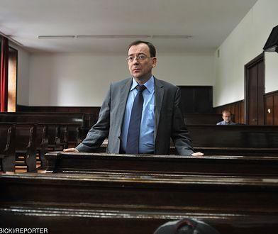Mariusz Kamiński nie wykonał prawomocnego wyroku. Polityk Platformy mu odpuścił