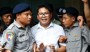 """Birma: dziennikarze Reutera skazani na 7 lat więzienia. """"Nigdy nie powinni byli trafić do sądu"""""""