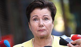 Te decyzje Hanny Gronkiewicz-Waltz działały na niekorzyść PO