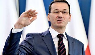 Mateusz Morawiecki przyjechał do Garwolina w zastępstwie za szefa PiS