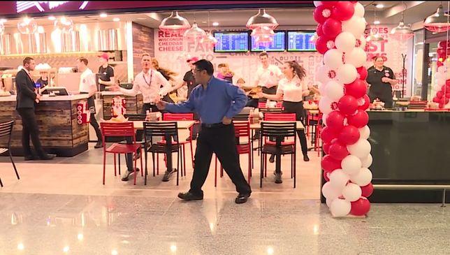 Roztańczona restauracja na Okęciu. Pierwszy lokal amerykańskiej sieci już w Polsce