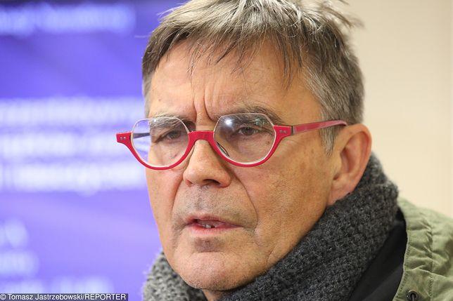 Wiceszef ZNP przekonuje, że strajkujący nauczyciele walczą również o dobro uczniów