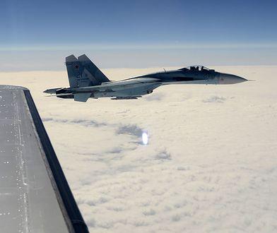 Cztery Su-27 i dwa Ił-y-22 zostały przechwycone nad Bałtykiem przez lotnictwo NATO