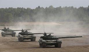 Rosja. Na zdj. Międzynarodowe Wojskowe Forum Techniczne w Alabino (2017r.)