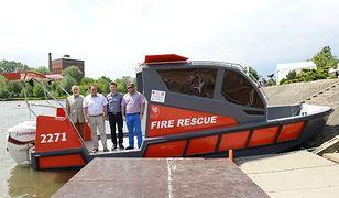 Konstruktorzy z Wrocławia stworzyli uniwersalną łódź. Interesują się nią Norwegowie
