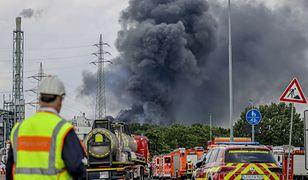 Niemcy. Ofiara śmiertelna i kilkunastu rannych po wybuchu w Leverkusen