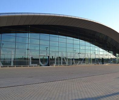 Nowy terminal rzeszowskiego lotniska w Jasionce