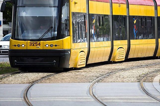 Utrudnienia w Warszawie. Wypadek tramwaju przy Marynarskiej