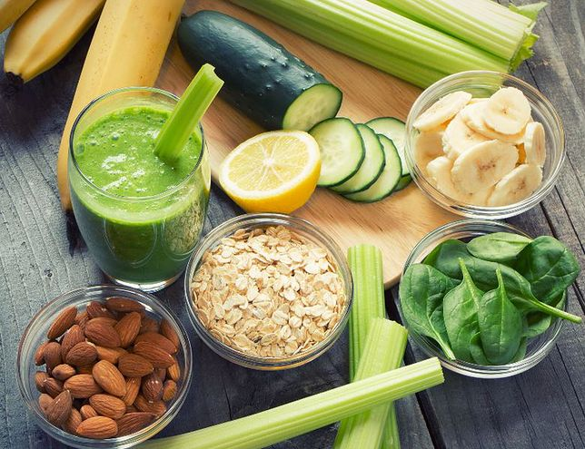 Miks owoców, warzyw i przypraw