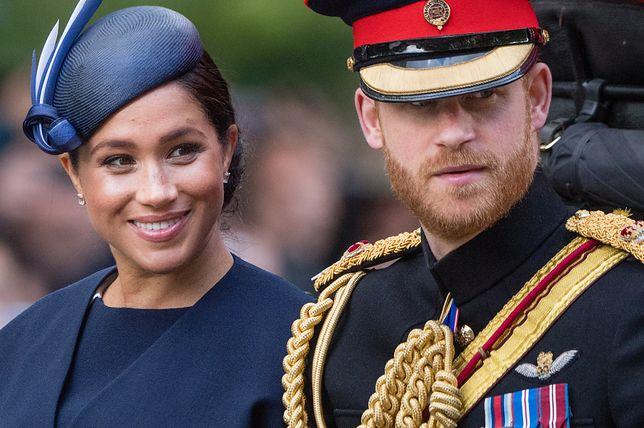 Meghan Markle i książę Harry pójdą w ślady księżnej Diany