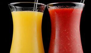 Czy wiesz, jakie soki pijesz?