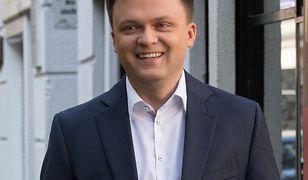 Szymon Hołownia prezydentem? Jest komentarz