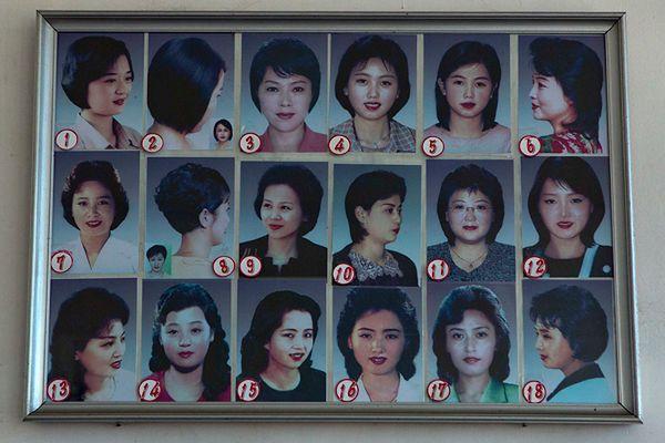 Władze Korei Północnej zatwierdziły listę oficjalnych fryzur dla obywateli