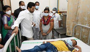 Tajemnicza choroba w Indiach. Badacze prawdopodobnie odkryli przyczynę