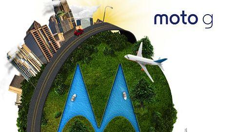 Motorola Moto G zaprezentowana. Dobra specyfikacja w bardzo atrakcyjnej cenie.