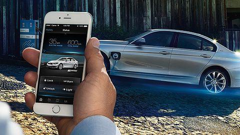 BMW ConnectedDrive – jak działa smartfon, smartwatch i hybrydowe BMW?