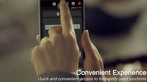 Nowa nakładka LG pokazuje jak dobrze wykorzystać potencjał smartfona