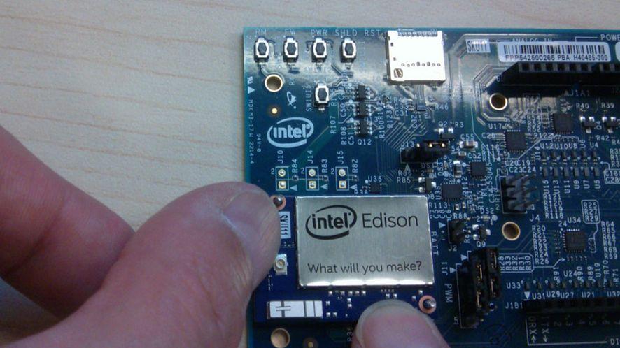 Mamy już Edisona: jak wypadnie na tle Raspberry Pi czy Arduino Uno?