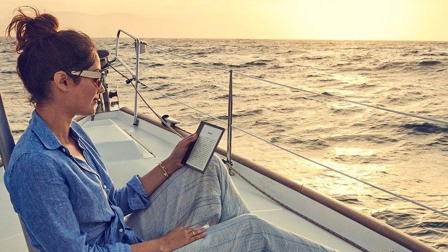 Nowy Kindle Oasis: w końcu wodoodporny, nadal za drogi