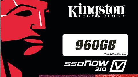 Kingston przedstawia SSDNow V310 o pojemności 960 GB. WD i Seagate inwestują w duże dyski HDD
