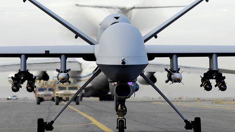 Projekt Wings: armia dronów od Google