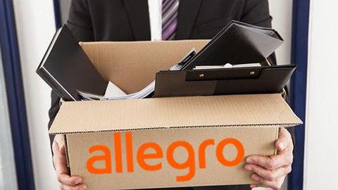 Allegro masowo zwalnia pracowników. Grupa stawia na urządzenia mobilne