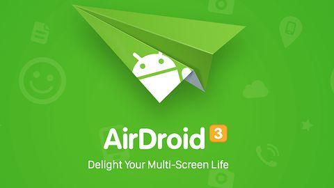 AirDroid wyświetli powiadomienia na komputerze, pozwoli na zdalne sterowanie