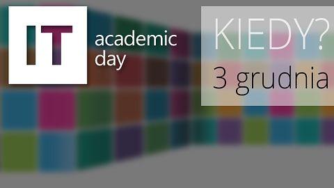Już w środę IT Academic Day na Uniwersytecie Gdańskim