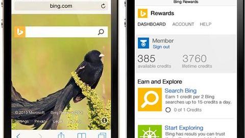 Microsoft nagradza za używanie Binga na Androidzie i iOS, niestety nie w Polsce