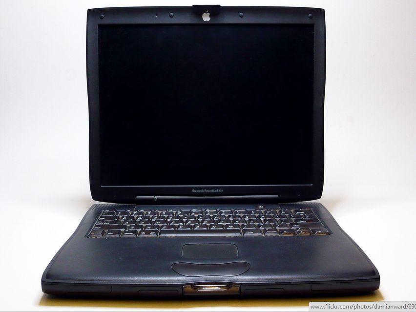 PowerBook G3 - Lombard i Pismo