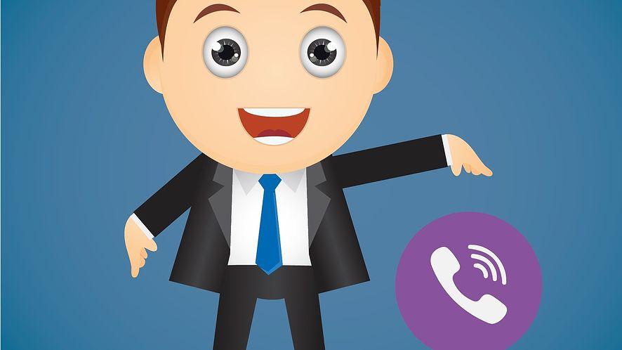 Viber najlepszym komunikatorem dla tych, co mają cośdo ukrycia