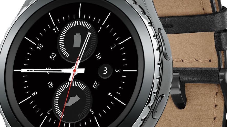 Samsung Gear S2 Classic 3G: smartwatch z niewyjmowalną kartą SIM